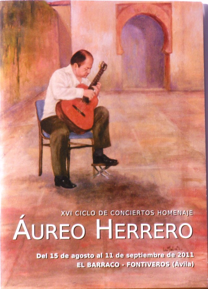 PPortada XVI Ciclo A.HERRERO