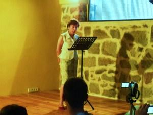 MARIA ELISA MARTIN (notas al concierto conmemorativo de Albéniz)