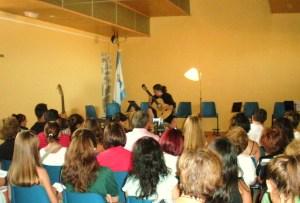 Concierto de alumnos del V Curso de guitarra