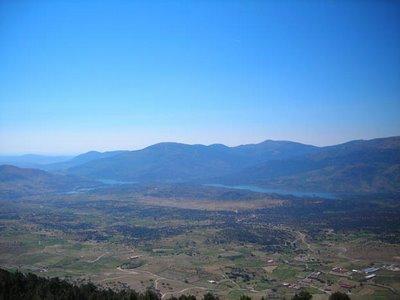 panorama desde la Cebrera
