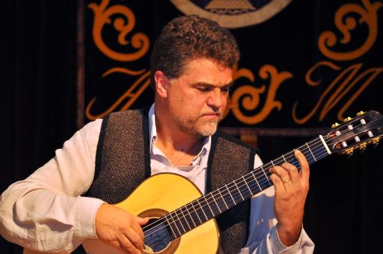 Marcus Llerena-solísta-