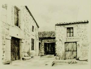 Rincón de la calle Las Matas