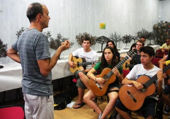 PEDRO MARTIN-La técnica de la guitara del siglo XXI