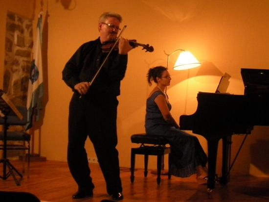 David O´Doherty interpreta Aires Gitanos de P.Sarasate