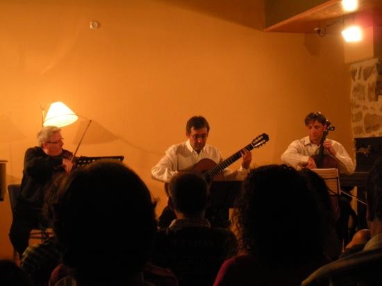 A.Dguez,D.o´Doherty y F.Bartoletti tocan Fantasia Op 7 de A.Domínguez