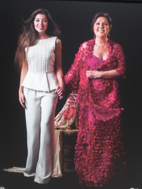 Soleá Morente y Carmen Linares