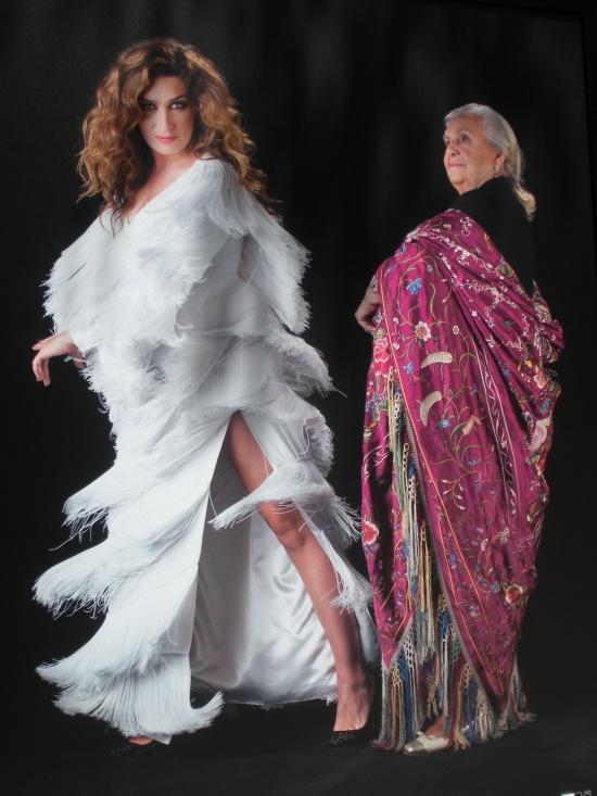 Estrella Morente y la Abuela Rosario
