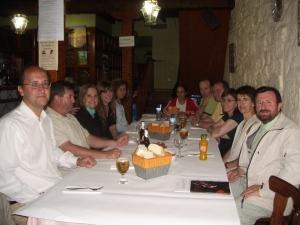 Cena después de un concierto A.C.A.H. (2007)